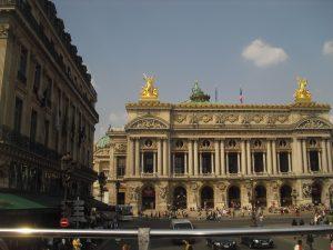Weekend in Paris: Garnier Palace