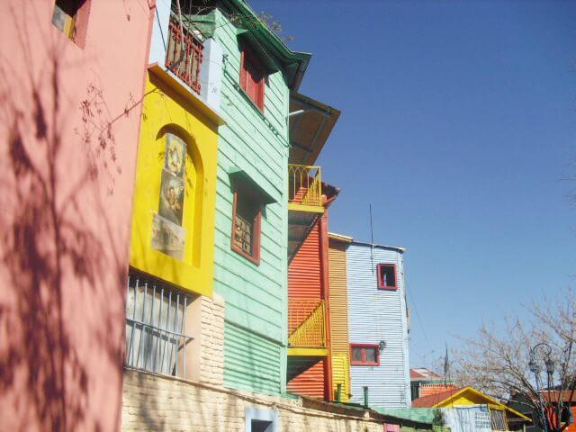 Boca Street Buenos Aires