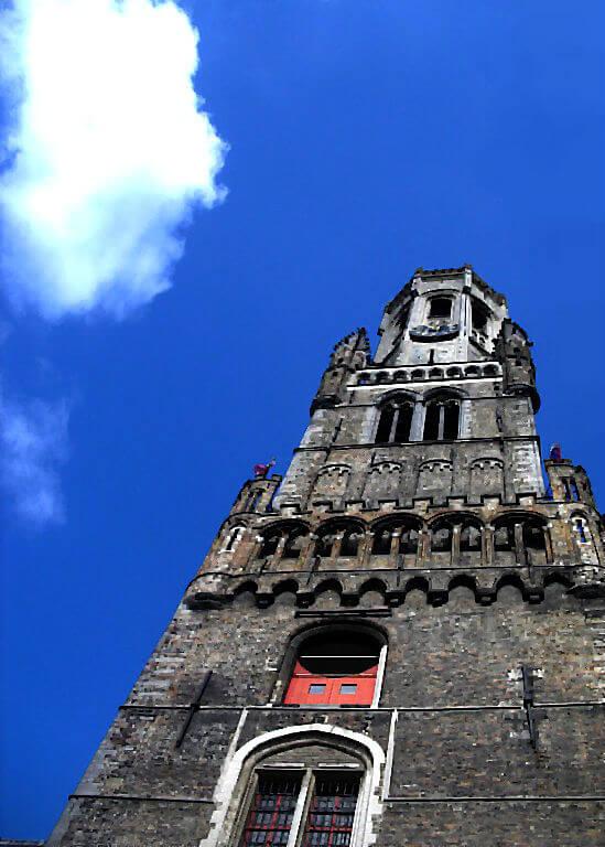 Nice Bruges Bell Tower