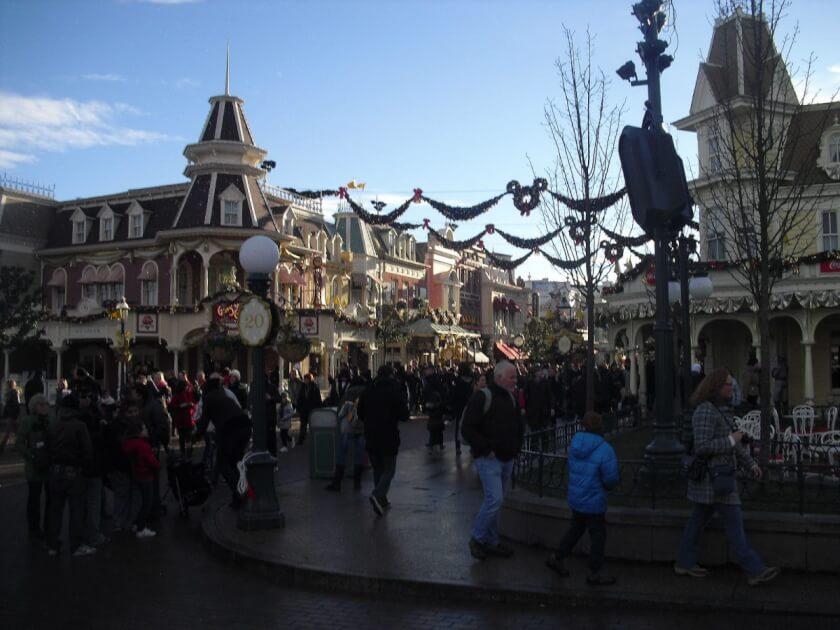 USA Disneyland Parks