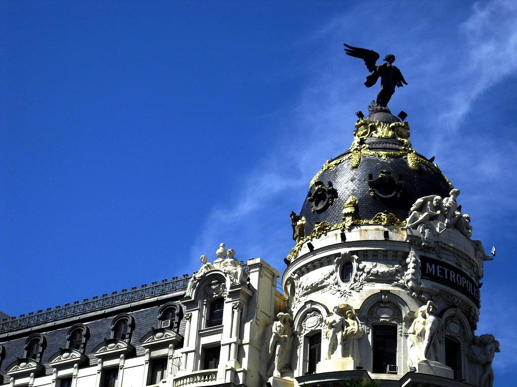 Metropolitan Gran Vía Madrid Spain