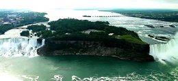 Niagara Fall state park USA