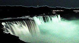 Niagara Fall USA vibrance