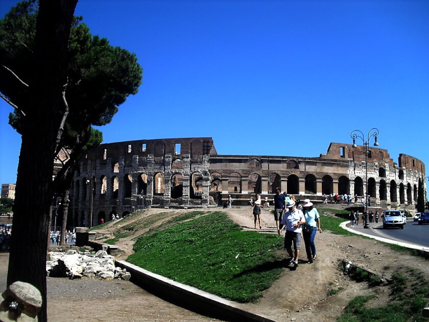 The Colosseum Symbol of Ancient Rome