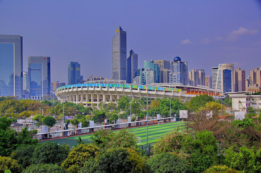 SF-Guangzhou Travels