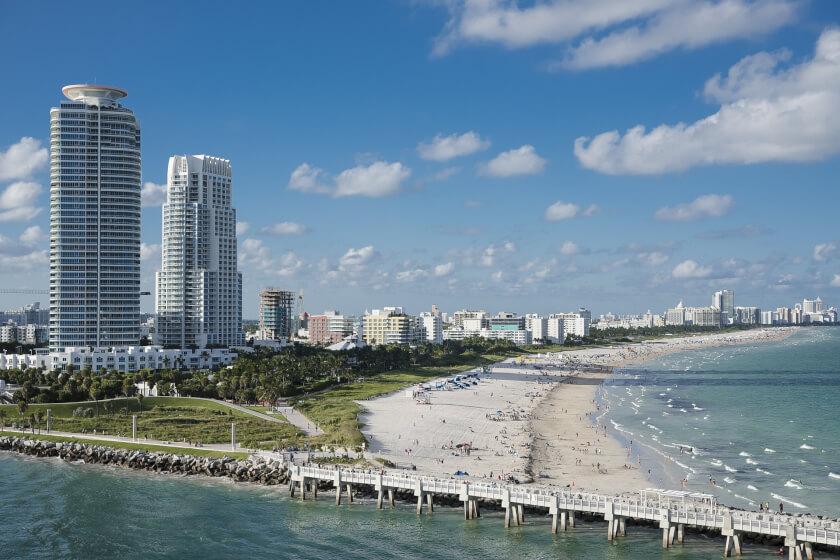Chicago-Miami Travels